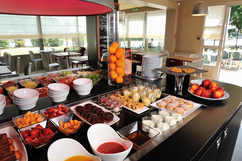 Restaurant - Hotel Campanile Bordeaux Sud - Pessac