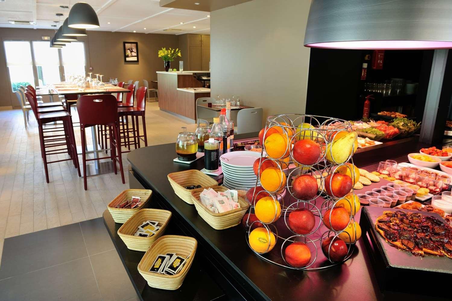 Restaurant - Hotel Campanile Bourg En Bresse - Viriat