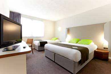 Bed and Breakfast hotel Campanile Bradford