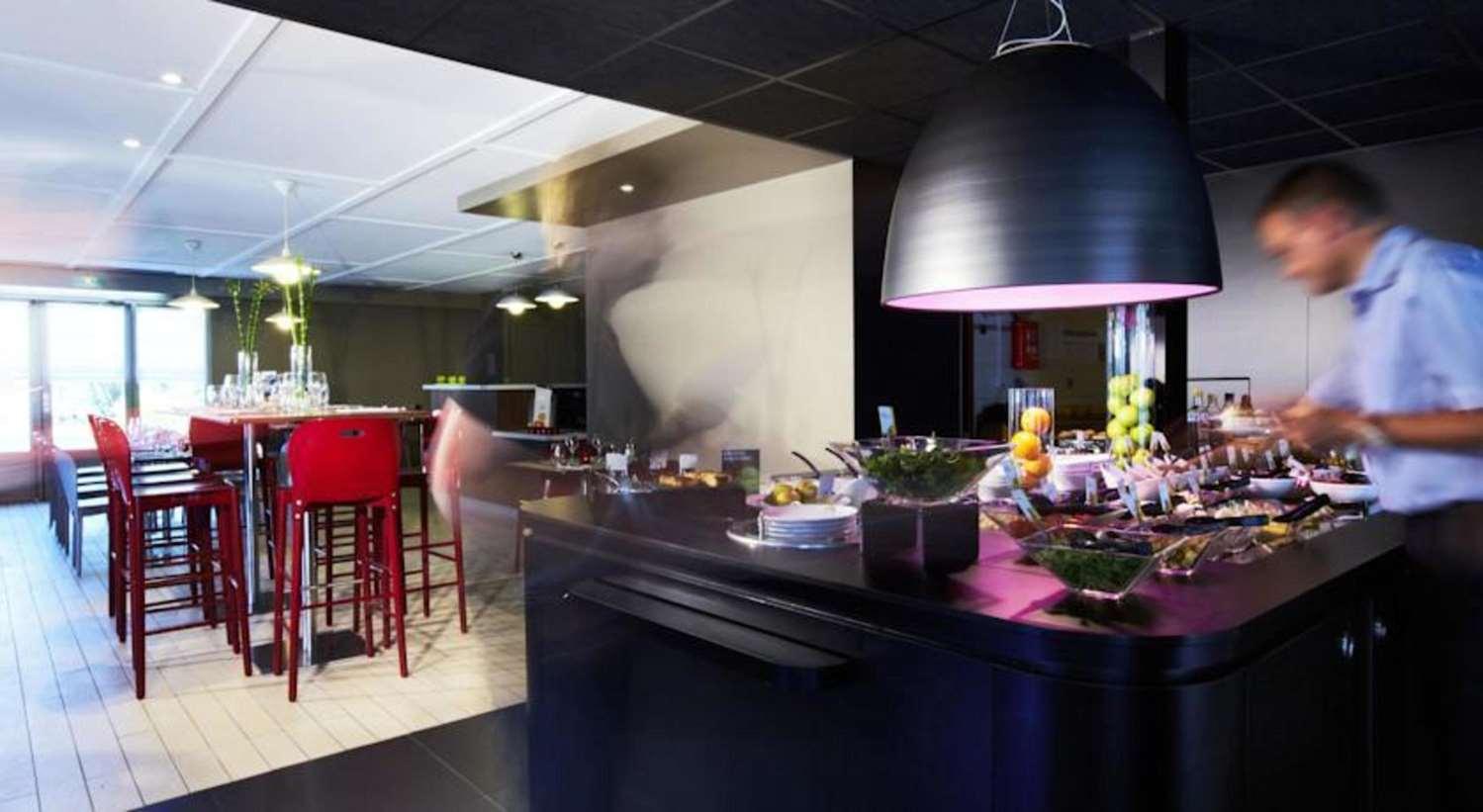 Restaurant - Hotel Campanile Cahors