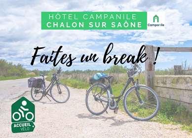 Hôtel CAMPANILE CHALON SUR SAONE