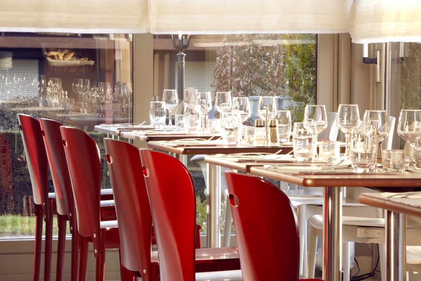 Restaurant - Hotel Kyriad Chalons En Champagne - Saint Martin