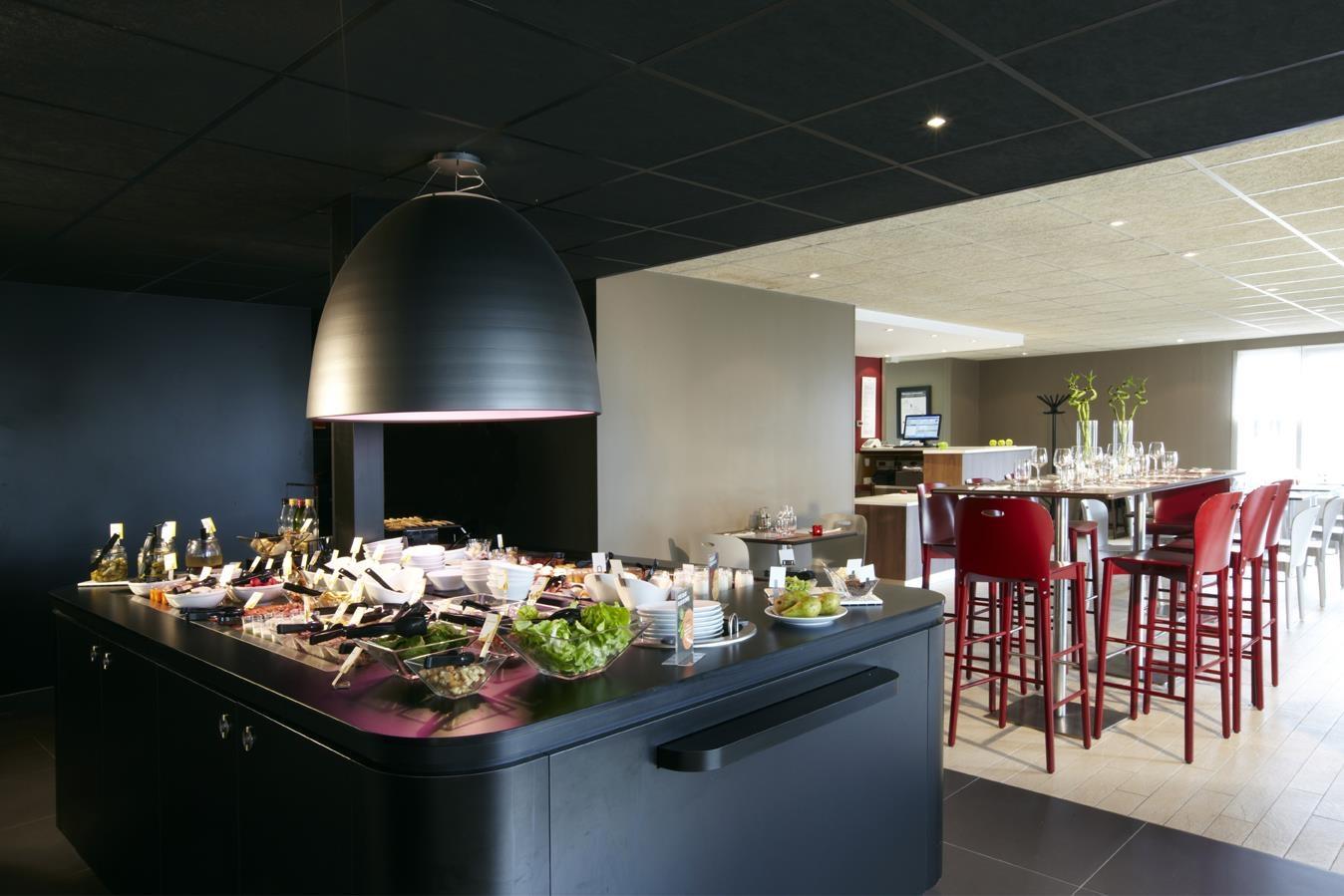Restaurant - Hotel Campanile Chambery