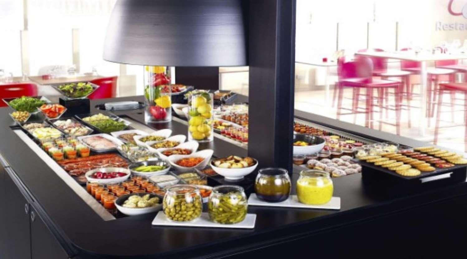 Restaurant - Hotel Campanile Chanas