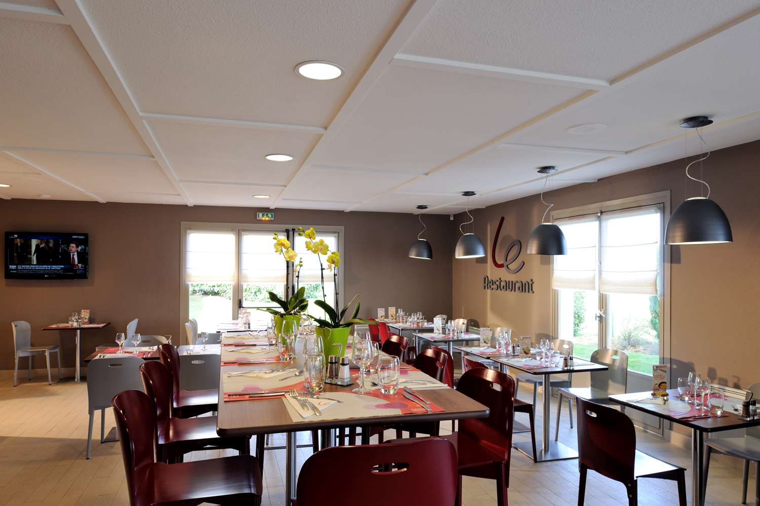 Restaurant - Hotel Campanile Chateau Thierry