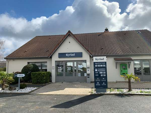 HOTEL KYRIAD CHATEAUROUX - Saint Maur