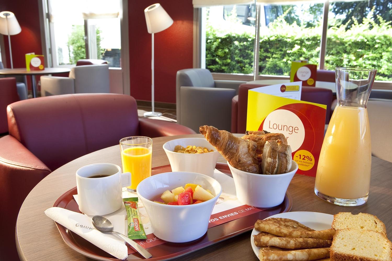 Restaurant - Hotel Campanile Clermont Ferrand Nord - Riom