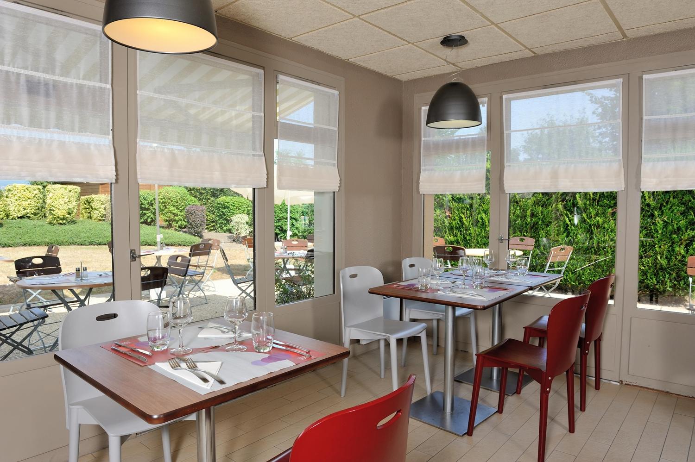 Restaurant - Hotel Campanile Clermont Ferrand Sud - Aubière