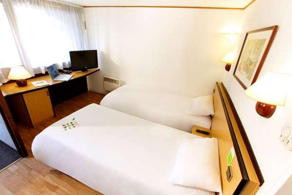 Hotel Campanile Colmar Parc des Expositions
