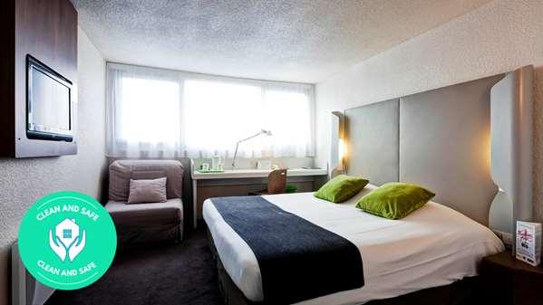 Hotel HOTEL CAMPANILE CRETEIL - Bonneuil sur Marne - Prestige Room
