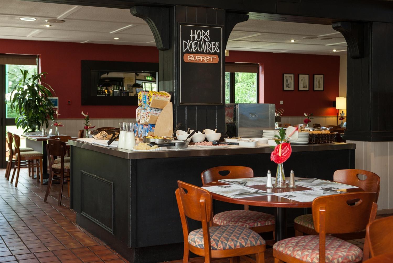 Restaurant - Hotel Campanile Dartford - South East Of London