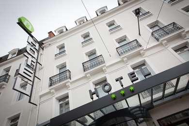Hôtel CAMPANILE DIJON CENTRE - Gare