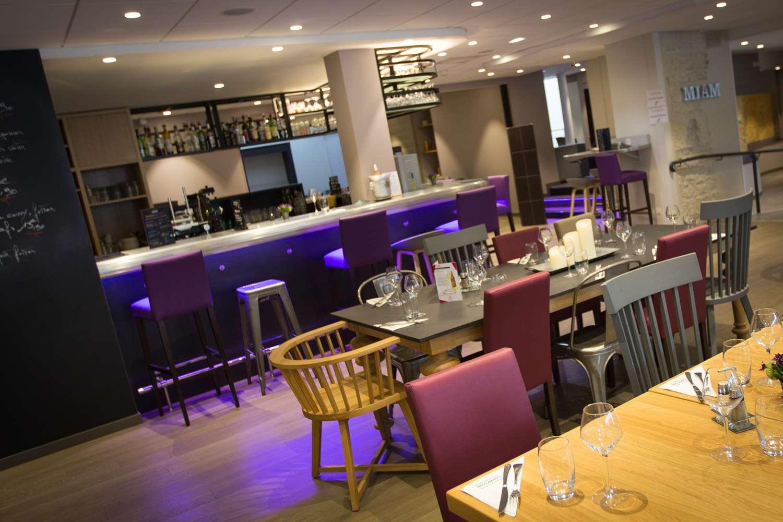 Restaurant - Hotel Campanile Dijon Centre - Gare