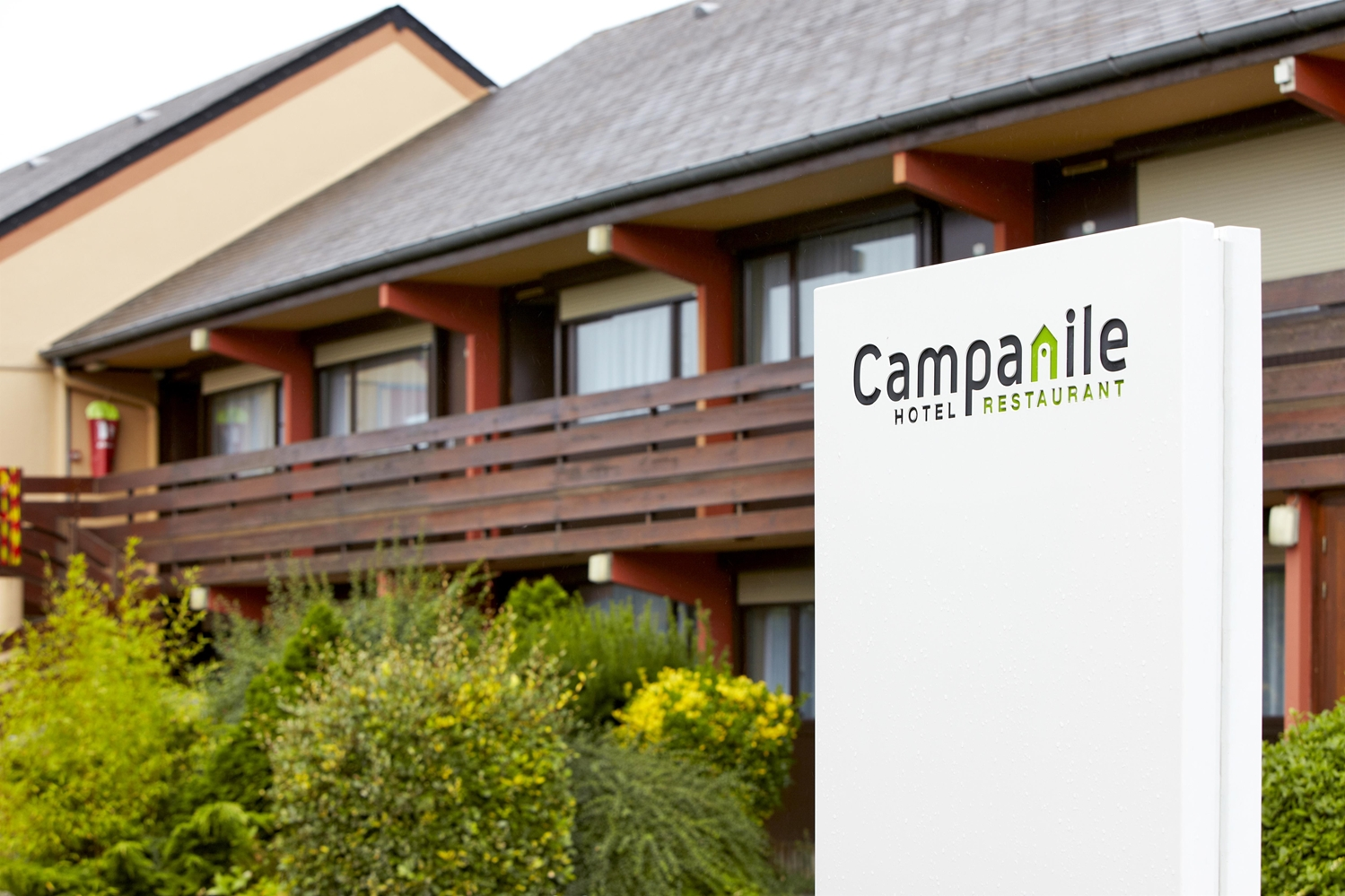 CAMPANILE DUNKERQUE EST - Armbouts Cappel