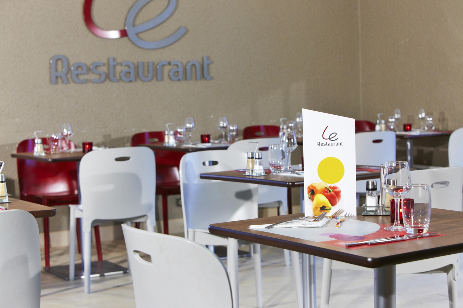 Restaurant - Hotel Campanile Dunkerque Est - Armbouts Cappel