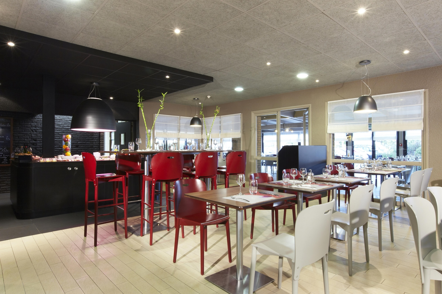 Restaurant - Hotel Campanile Dunkerque Sud - Loon Plage