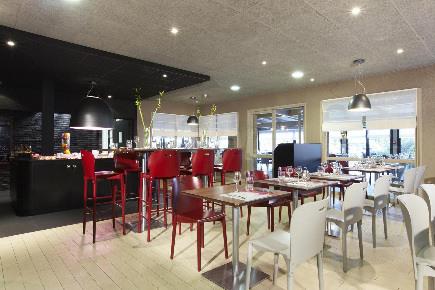 Restaurant - Hôtel Campanile Dunkerque Sud - Loon Plage