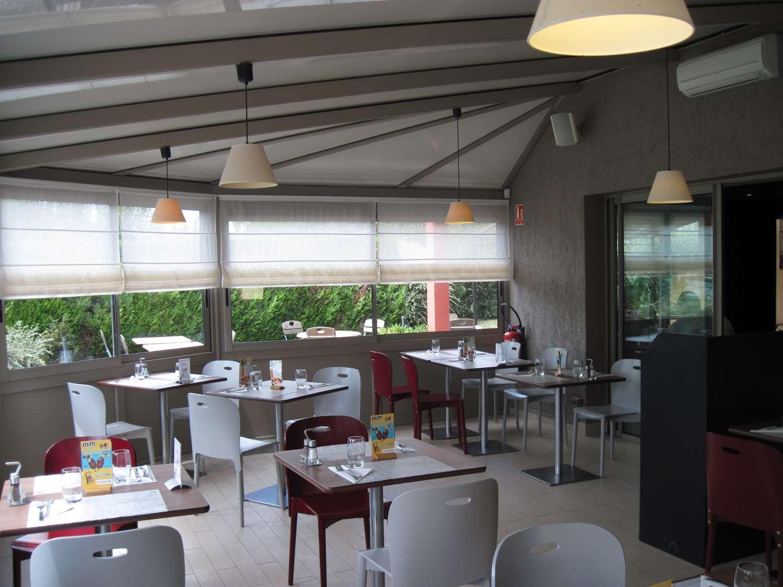 Restaurant - Hotel Campanile Epernay - Dizy