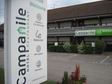 Hotelu CAMPANILE EPERNAY - Dizy