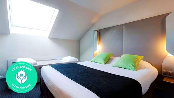 Hôtel CAMPANILE EVRY OUEST - Corbeil Essonnes - Chambre Standard