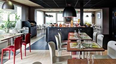 日内瓦—机场/Palexpo 三星级康铂酒店