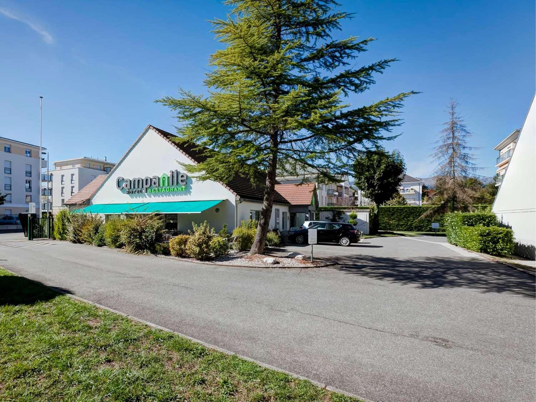 CAMPANILE GENEVE - Aeroport/Palexpo