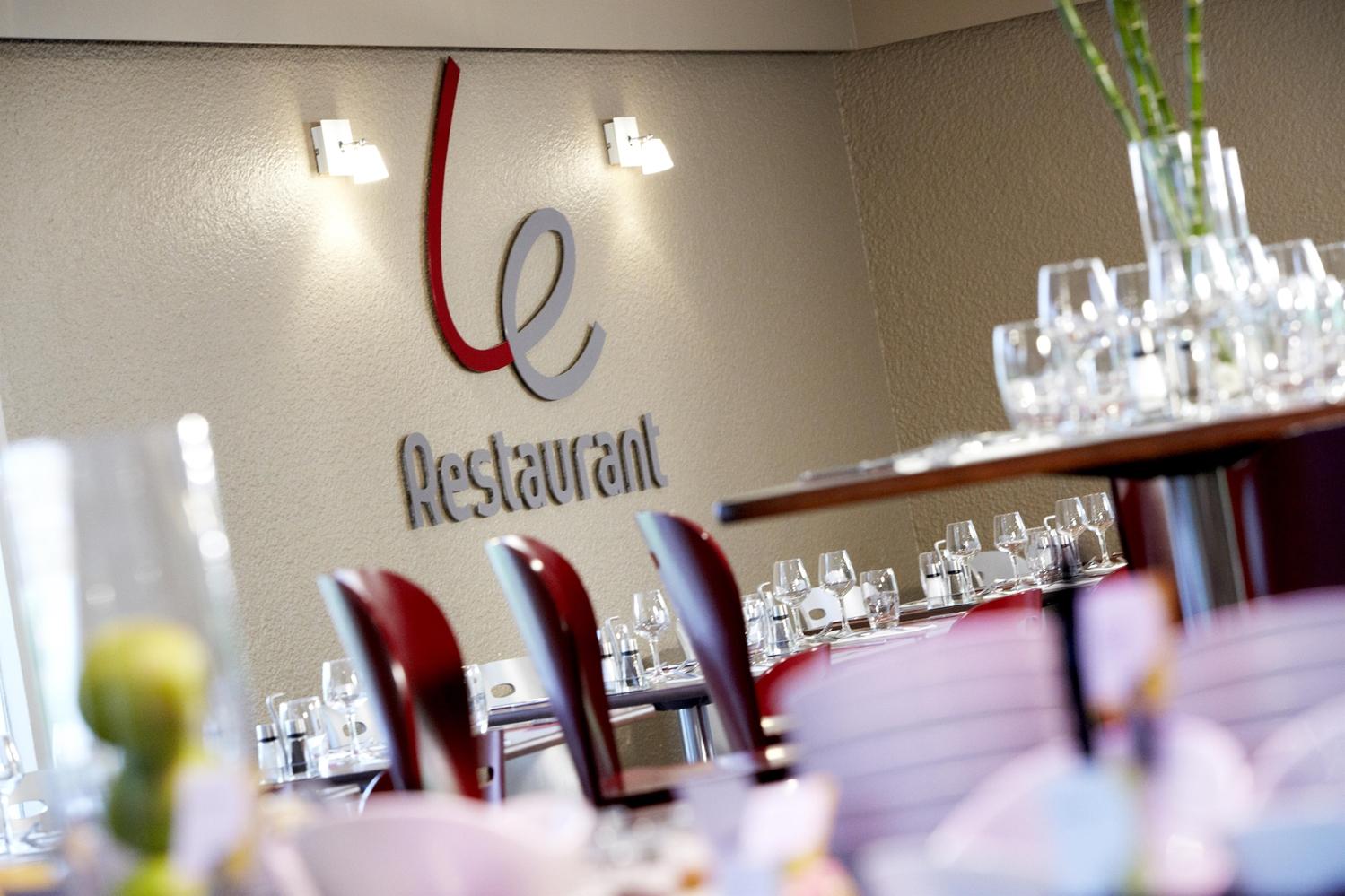 Restaurant - Hôtel Campanile Grenoble Nord - Saint Egrève