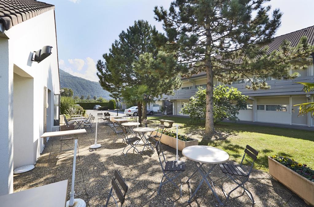 格勒诺布尔大学圣马丁德赫斯康铂酒店(Hotel CAMPANILE GRENOBLE UNIVERSITE - Saint Martin d'Hères)
