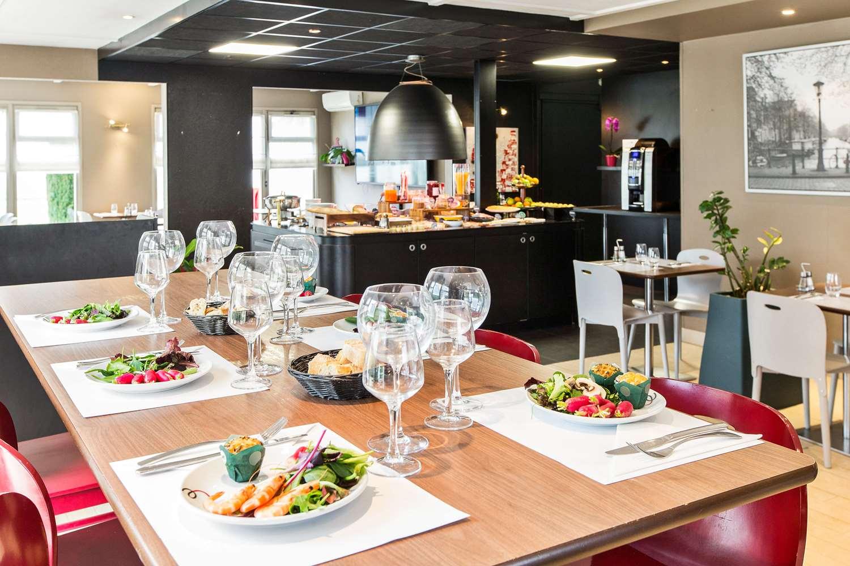 Restaurant - Hôtel Campanile Gueret