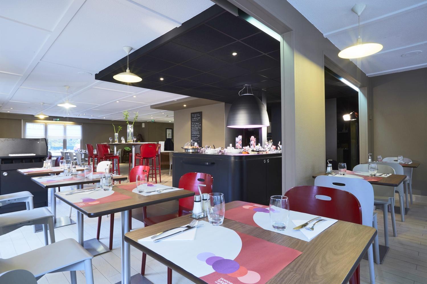 Restaurant - Hotel Kyriad Direct Haguenau