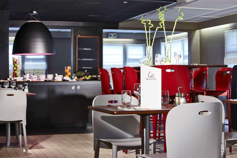 Restaurant - Hotel Campanile Le Havre Nord - Montivilliers
