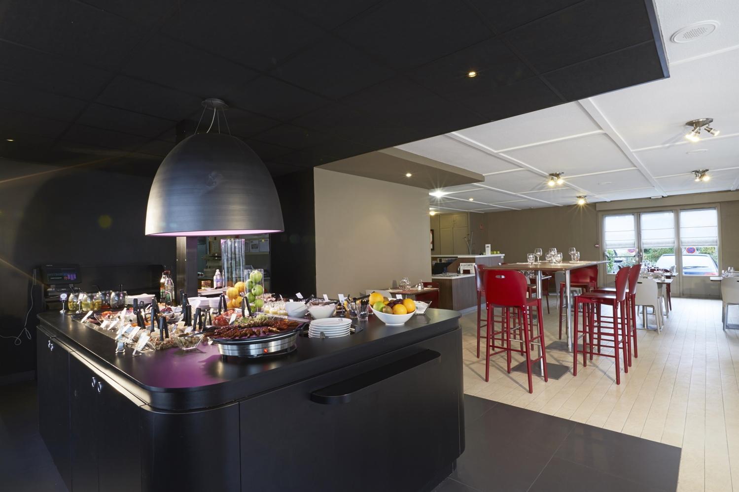 Restaurant - Hôtel Campanile Lens