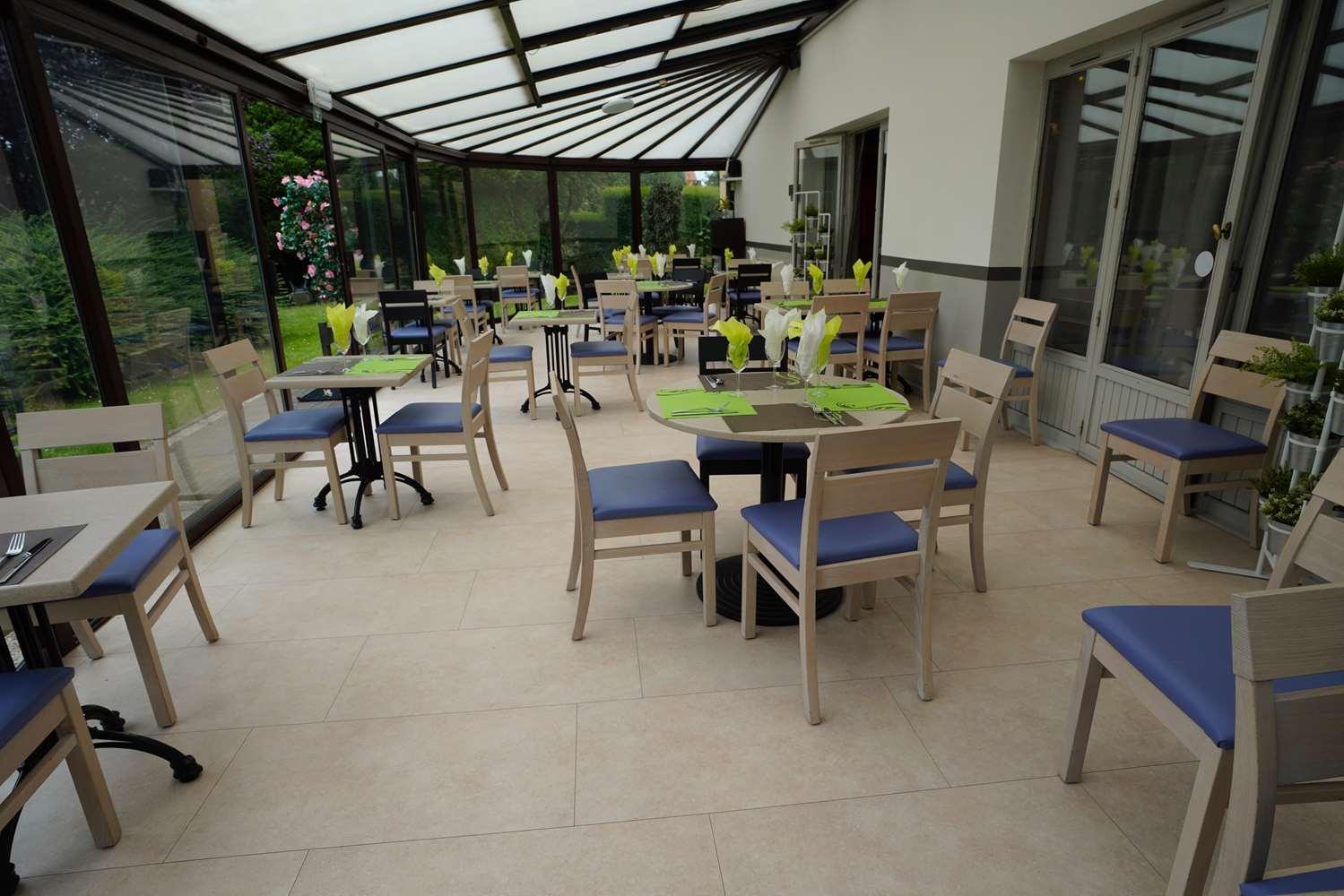 Restaurant - Hotel Campanile Liege Luik