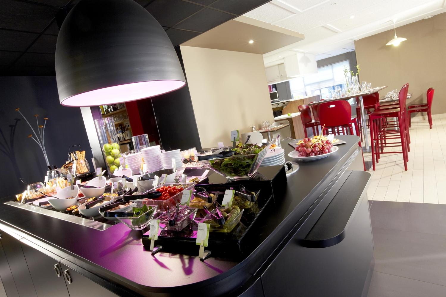 Restaurant - Hôtel Campanile Lille Est - Villeneuve D'ascq