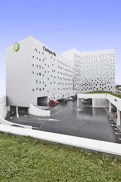 Hôtel Campanile à Lille Euralille