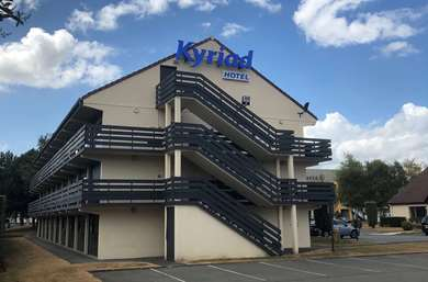 Hotel KYRIAD LILLE NORD - Roncq