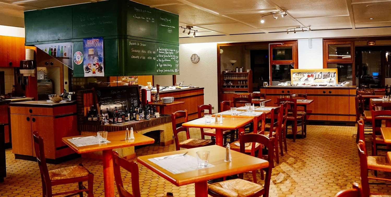 Restaurant - Hotel Kyriad Lille Nord - Roncq