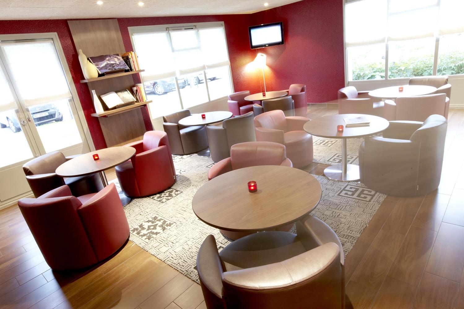 Restaurant - Hôtel Campanile Lille Nord - Wasquehal