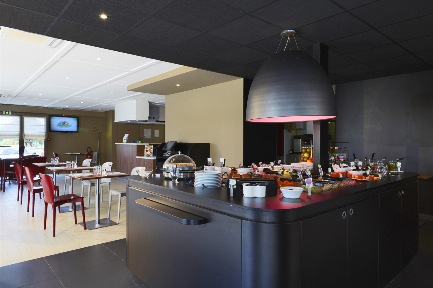 Restaurant - Hotel Campanile Lille Ouest - Lomme