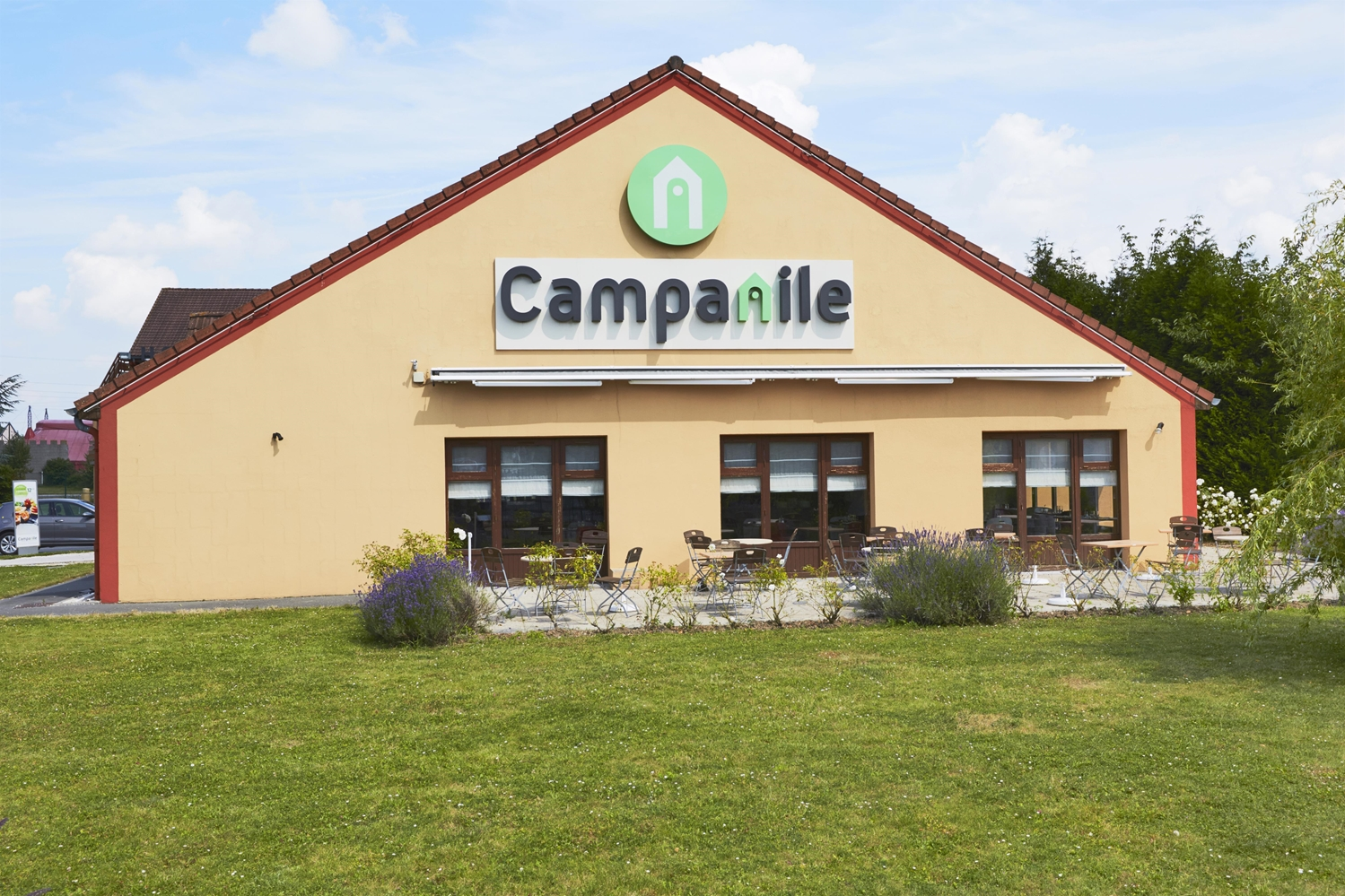 CAMPANILE LILLE OUEST - Lomme
