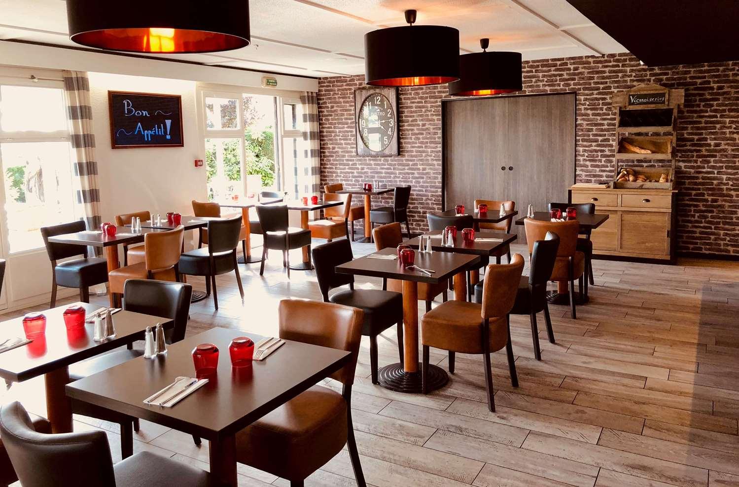Restaurant - Hotel Kyriad Lisieux
