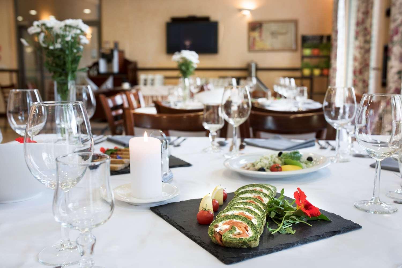 Restauracja - Hotel Campanile Lublin