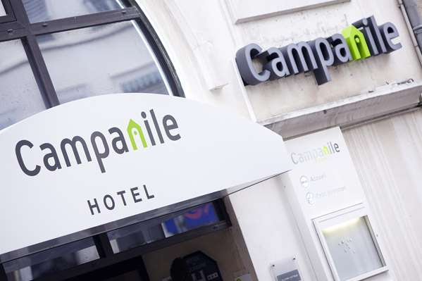 CAMPANILE LYON CENTRE- Berges du Rhône