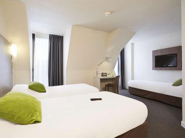 Hotel Campanile Lyon Centre - Berges Du Rhône