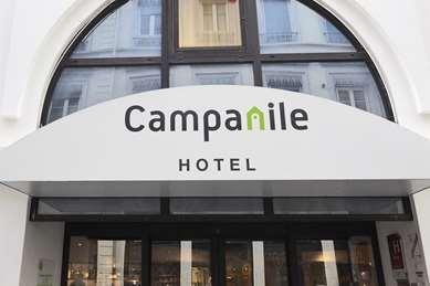 Hôtel CAMPANILE LYON CENTRE - Berges du Rhône