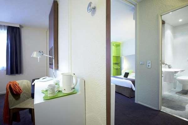 Hotel CAMPANILE LYON CENTRE - Gare Part Dieu - Standard Room - Next Generation