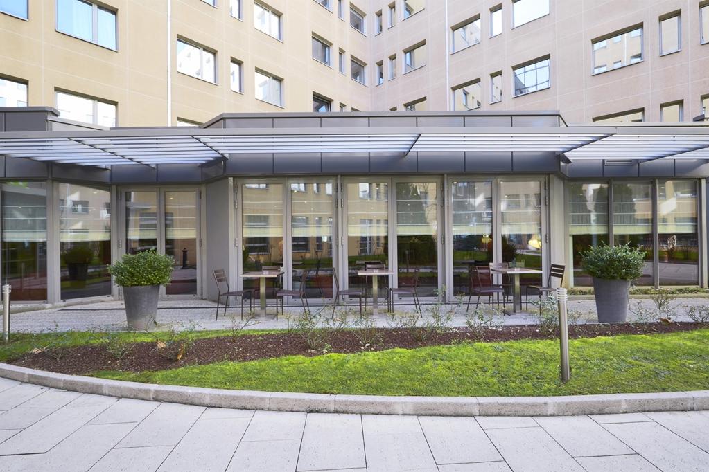 Hotel Campanile Lyon Part Dieu