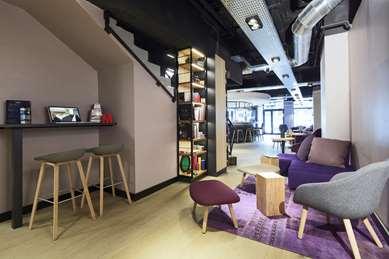 Hotel Campanile Lyon Centre - Gare Perrache - Confluence