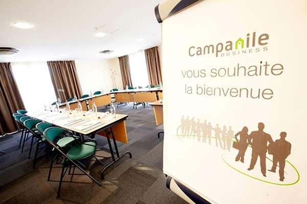 CAMPANILE L'ISLE D'ABEAU - Bourgoin Jallieu