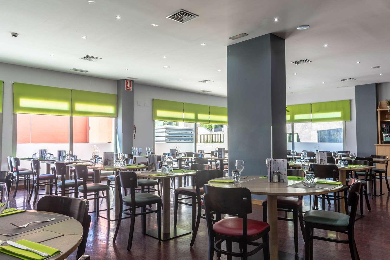 Restaurante - Hotel Campanile Madrid - Alcalá De Henares